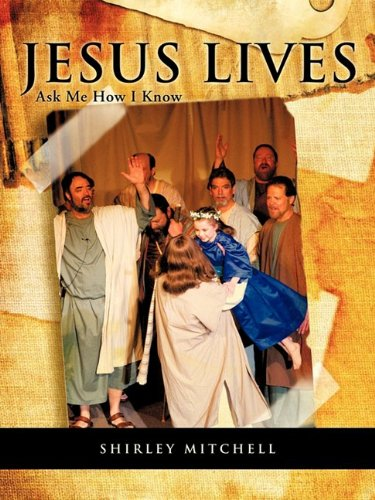 Jesus Lives Bible Study Book Front Cover