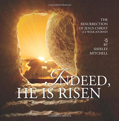 Indeed, He Is Risen Book Front Cover